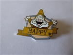 Disney Trading Pins 131134 WDW - Hidden Mickey - 2018 - Dwarfs - Happy