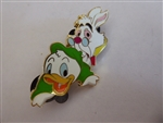 Disney Trading Pin 131153 ACME/HotArt - Magic Carpet Ride - Louie and White Rabbit