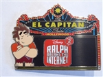 Disney Trading Pin 131328 DSSH - Pinsgiving 2018 - Ralph Breaks The Internet - Marquee