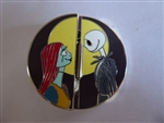 Disney Trading Pins 131348 DLR - Once Upon A Time - Pin of the Month - The Nightmare Before Christmas
