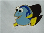 Disney Trading Pin 131386 Loungefly - Dory