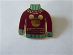 Disney Trading Pins 131461 Red Holiday Sweater
