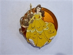 Disney Trading Pin 131477 ACME/HotArt - Kingdom Castle I - Belle