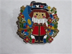 Disney Trading Pin 131562 DLR - Holiday 2018 - Small World Mystery - British Girl