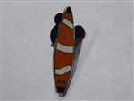 Disney Trading Pin 131648 DLR - Hidden Mickey 2018 - Surfboard - Nemo