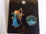 Disney Trading Pin 131713 Loungefly - Brave Set