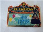 Disney Trading Pin  131776 DSSH - Mary Poppins Returns - Marquee