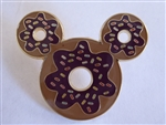 Disney Trading Pin 131784 Loungefly - Mickey Donut