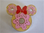 Disney Trading Pin 131785 Loungefly - Minnie Donut