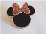 Disney Trading Pin  131830 Loungefly - Minnie Mouse Rose Gold