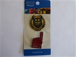 Disney Trading Pins  131833 Loungefly - Monsters University