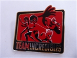 Disney Trading Pin 131856 DLP - Team Incredibles
