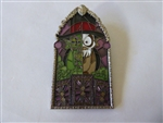 Disney Trading Pin 132063 DLR - Pin of the Month - Windows of Evil - Dr. Facilier
