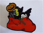 Disney Trading Pin 132240 Loungefly - Nightmare Before Christmas Bag