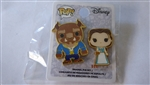 Disney Trading Pin 132414 Loungefly - Funko Pop! Beauty and the Beast