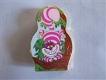 Disney Trading Pin 132450 DSSH - Nesting Dolls - Alice In Wonderland - Cheshire Cat