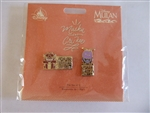 Disney Trading Pin 132566 DS - Disney Duos - Mushu and Cri-Kee