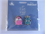 Disney Trading Pin 132567 DS - Disney Duos - Pain and Panic