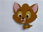 Disney Trading Pin 132623 DSSH - Big Head Kitties - Oliver