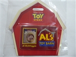 Disney Trading Pin 133026 DS - Toy Story - Al's Toy Barn