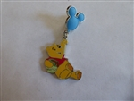 Disney Trading Pin 133073 Winnie the Pooh with Mickey Balloon
