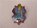 Disney Trading Pin 133095 Adventure Is On Princess Starter Lanyard - Cinderella