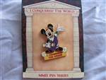 Disney Trading Pins 13315: WDW - I Conquered The World Pin Pursuit (Mickey)