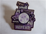 Disney Trading Pin 133424 It's a Small World - Repeat, Repeat, Repeat!