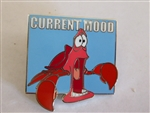 Disney Trading Pin  133470 Current Mood - Mystery - Shell Shocked
