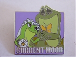 Disney Trading Pin 133478 Current Mood - Mystery - Fine as Frog Hair