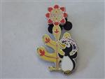 Disney Trading Pin  133572 It's a Small World - Goodbye Mystery - Penguin