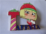 disney trading pin 133619 DEC - Character Name - Taffyta