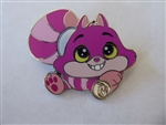 Disney Trading Pin 133626 DLP - Big Head - Cheshire Cat