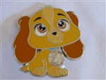 Disney Trading Pin 133629 DLP - Big Head - Lady