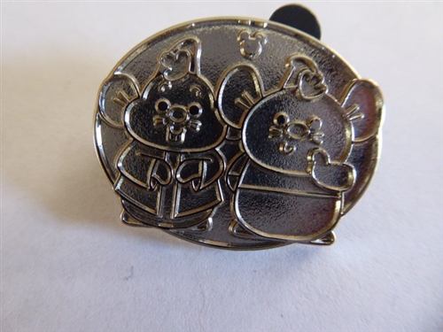 Disney Pins SCUTTLE /& SEBASTIAN /& Jac// Gus CHASER 2019 Hidden Mickey Duos Traded