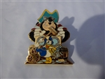 Disney Trading Pin  13407 DCL Rescue Captain Mickey Pin Event (Donald)
