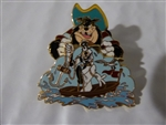 Disney Trading Pins  13408 DCL Rescue Captain Mickey Pin Event (Goofy)