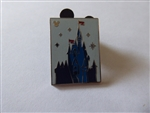 Disney Trading Pins 134088 WDW - 2019 Hidden Mickey - Attractions - Castle