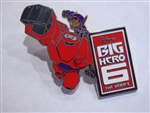 Disney Trading Pin  134172 Big Hero 6 - The Series - Armored Baymax and Hiro
