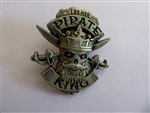 Disney Trading Pins 134186 Pirates of the Caribbean - Pirate King
