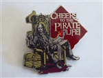 Disney Trading Pins 134188 Pirates of the Caribbean - Jack Sparrow - Cheers to the Pirate Life!