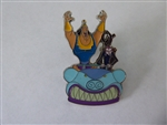 Disney Trading Pin  134262 Loungefly - Yzma Kronk Ride