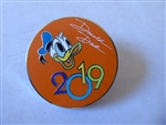 Disney Trading Pin  134362 2019 Characters - Donald Duck