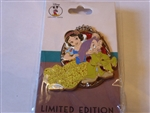 Disney Trading Pin  134394 DEC - Princess Pals - Snow White and Dopey