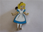 Disney Trading Pins  134425 Alice in Wonderland Booster Set - Alice