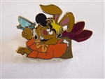 Disney Trading Pins 134426 Alice in Wonderland Booster Set - March Hare