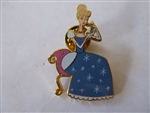 Disney Trading Pin 13446 Disney Catalog - Boxed Princesses Pin Set (Cinderella)