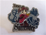 Disney Trading Pin 134462 Pirate Minnie - I never surrender