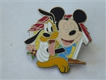 Disney Trading Pin  134792 Hugs - Mystery - Mickey and Pluto
