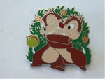 Disney Trading Pin  134795 Hugs - Mystery - Chip N Dale